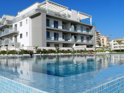 Photo for Apartment by the sea Panorama Beach Torrox Costa