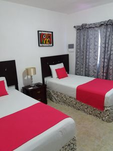 Photo for Deluxe Room in Residential zone Cancun at 10 minutes from the beach!