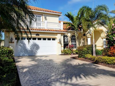 Photo for Unbeatable Direct Gulf Access Pool Home with a Hot Tub and 6 bedrooms!