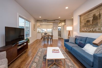 Welcome to Nashville! This condo is professionally managed by GoodNight Stay.
