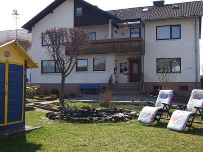 Photo for Simple but cosy house in the centre of the Volcanic Eifel.