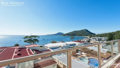 Photo for Blue Horizons, Unit 808, 41-45 Shoal Bay Road