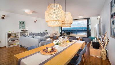 Photo for Sun Spalato Views 1 - Apartment with sauna and sea view
