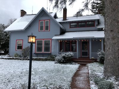 Photo for Gold Star Inn, a cozy, quiet sanctuary near the best that Michigan has to offer!