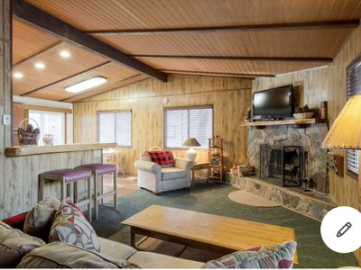 Photo for Great mountain getaway at the Sugarloafer cabin retreat