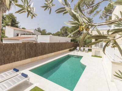 Photo for Completely renovated house with private pool in Porto Petro (Free WIFI)