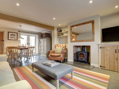 Photo for Traditional terraced cottage that has been refurbished to a high standard.