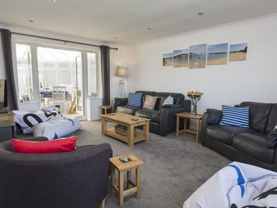 Photo for ROCKPOINT, family friendly, with open fire in Salcombe, Ref 995753