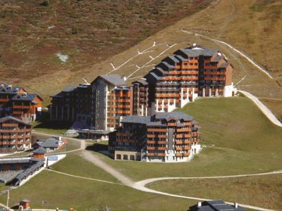 Photo for 1 bedroom accommodation in Belle Plagne