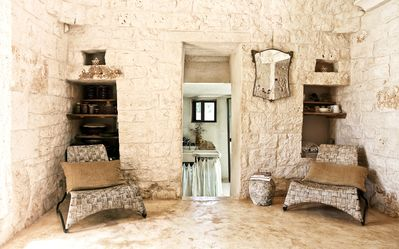 Photo for trulli in-canto, garden of the soul