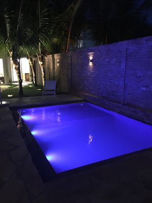 Photo for House 300m from Geribá beach pool, sauna, barbecue and 4 suites