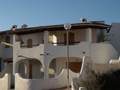Photo for Apartment in the center of La Ciaccia with Parking, Terrace, Washing machine (499101)