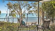 THE closest Accommodation to Beach & Resort. Uninterrupted Views. Walk to Resort
