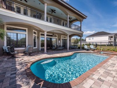 Photo for You Will Love This Luxury Villa with Private Pool on Reunion Resort and Spa, Orlando Villa 1594