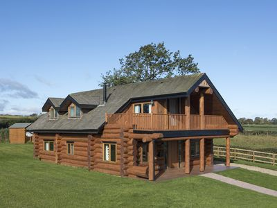 Photo for Traditional Scandinavian Random Log Home