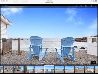 Photo for Oceanfront - Glorious Views of Perkins Cove