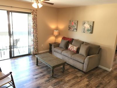 Photo for Quiet comfort in popular Railroad District & 4 blocks from downtown