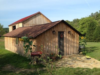 Stay In The Beautifully Restored Cabin On This Historic 52 Acre Organic Farm