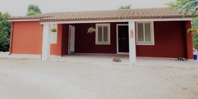 Photo for Relax and Peace a few km from the main beaches of the area.