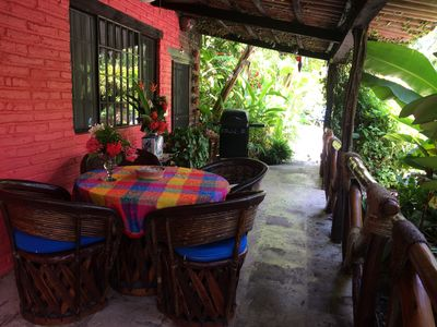 Photo for BUCERIAS *BEACH FRONT CASITA* Only 10 Steps To The BEACH & POOL~Great Location!!