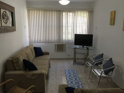 Photo for Excellent apartment 200 meters from the beach, excellent location.