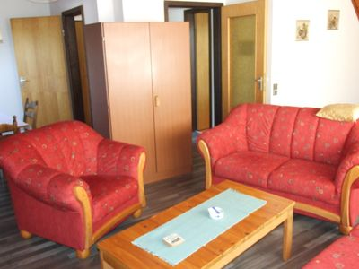 Photo for Guesthouse Thea Kaack large apartment - RED guesthouse Thea Kaack