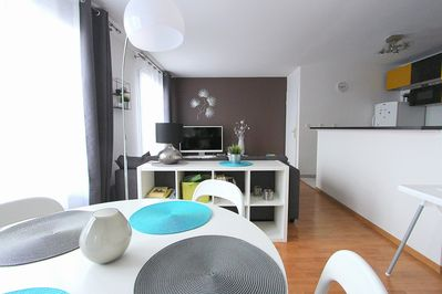 Slaapbank Design Outlet.Marne La Vallee Apartment 4 People In The Center Of Val D Europe