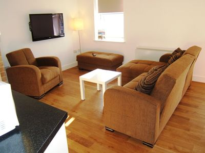 Photo for 3BR Apartment Vacation Rental in bournemouth, England