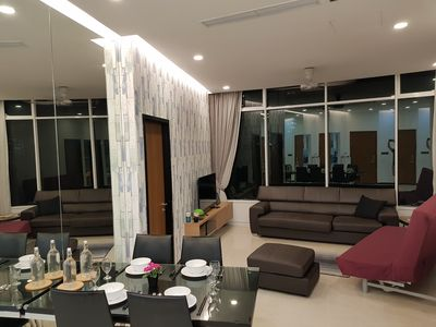 """Photo for """"5 STAR & LUXURY 2 Bedrooms"""" in KLCC/KL CityCentre"""