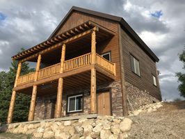 Photo for 3BR Cabin Vacation Rental in Mount Pleasant, Utah