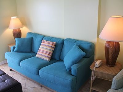 Photo for ALL SPRING RATES REDUCED BY 20%, BOOKING FAST. ROYAL PALMS 1001..Beautiful 2 bedroom 2 bath condo with Awesome Gulf views!!   Come and experience our sugar white sandy beaches for yourself. QUOTE COMES WITH 1 PARKING PASS