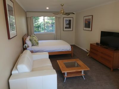 Photo for Whispering Pines Katoomba - Quiet, cosy, beautiful outlook & self check in