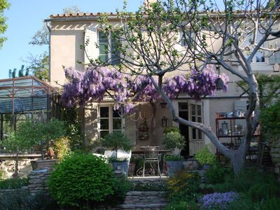 Photo for Holiday apartment L'Isle sur la Sorgue for 1 - 2 persons - Holiday apartment