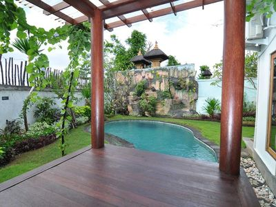 Photo for Jimbaran 3 Bedroom Private Villa + Pool Kandava