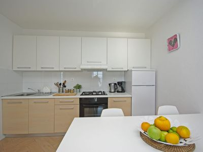 Photo for FeWo right on the beach! Exclusive apartment in a prime location! Apartment (D3) for 3 pers.