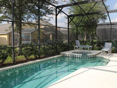 Photo for 4 Bed/3 Bath 3 Miles from Disney World in Emerald Island Resort