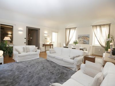 Photo for Luxury and Modern apartment - 270 square meters - in the heart of Como