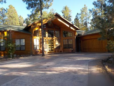 Photo for SPECTACULAR MOUNTAIN RETREAT IN PINETOP COUNTRY CLUB- FENCED FOR PETS-SLEEPS 11