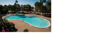 Photo for Beautiful Home, Gated Community-POOL/HOT TUB/Tennis Court, Short WALK to BEACH