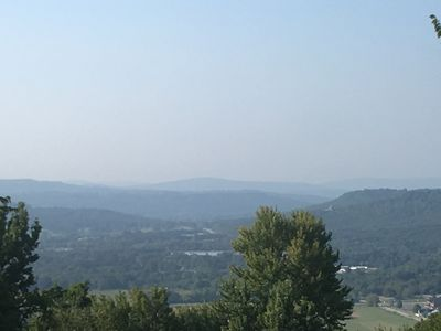 Photo for Mt. Sequoyah Home With A View