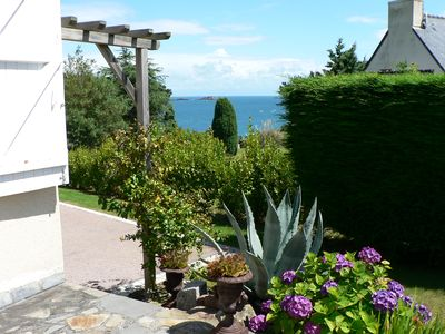 Photo for GREAT HOUSE WITH GARDEN SEA VIEW