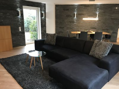 Photo for Modern stylish bungalow in a central location