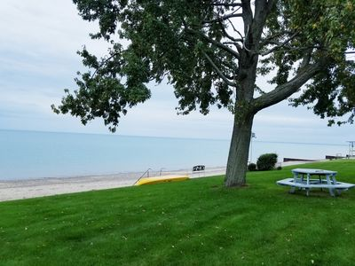 Photo for LAKEFRONT HOME OFFERS SUITE ON THE BEACH FOR RENT