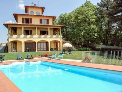 Photo for Vacation home Villa di Larciano  in Pistoia, Florence Countryside - 8 persons, 4 bedrooms