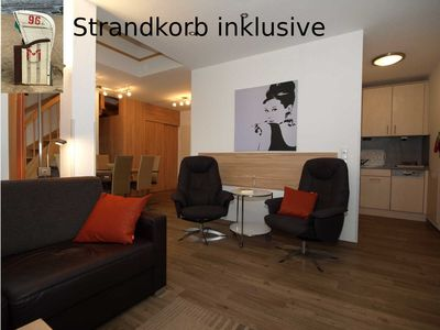 Photo for Apartment - Apartment Duhnen High Lith 3. 28