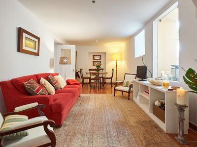 Photo for Chale Deolinda- Apartment with garden