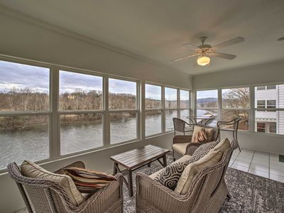 Photo for Waterfront Branson Condo w/ Pool & Dock Access!