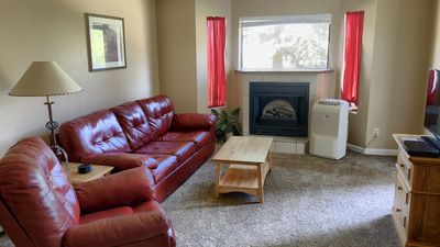 Photo for Remodeled Fully Furnished Resort Condo at Terry Peak. Heart of the Black HIlls