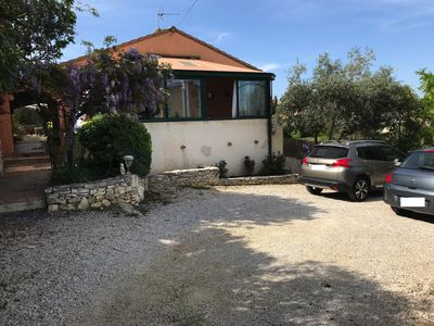 Photo for House 100m2 3 bedrooms near Marseille (Les Pennes Mirabeau)