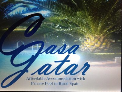 Photo for Casa Jatar Sleeps  6 set amidst the Natural Park with WIFW,Private Pool & Garden